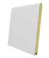 Волнистая сендвич-панель