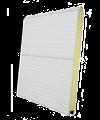 Волнистая сендвич-панель с полосой